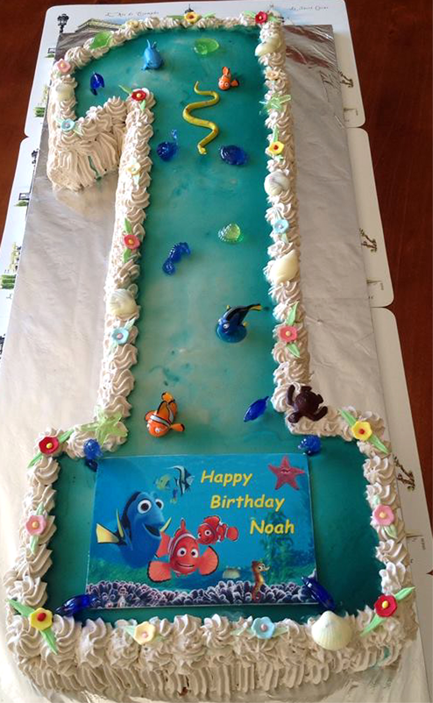 Happy Birthday Noah at French Haven Patisserie - Bakery at Craigieburn Highlands
